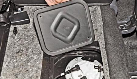 Обслуживаем Chevrolet Niva: смена фильтров.
